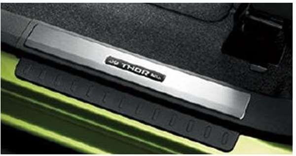 『トール』 純正 M900S M910S スカッフプレートカバー(フロント) パーツ ダイハツ純正部品 ステップ 保護 プレート オプション アクセサリー 用品