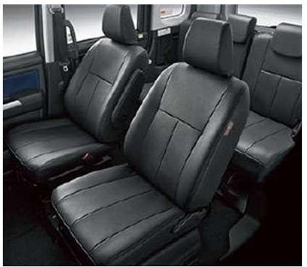 『トール』 純正 M900S M910S シートカバー 本革風 パーツ ダイハツ純正部品 座席カバー 汚れ シート保護 オプション アクセサリー 用品