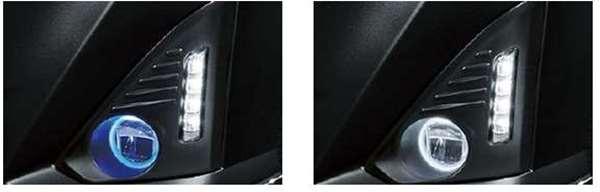 『トール』 純正 M900S M910S LEDフォグランプキット(ベゼル付) ※本体のみ スイッチキットは別売 パーツ ダイハツ純正部品 フォグライト 補助灯 霧灯 オプション アクセサリー 用品