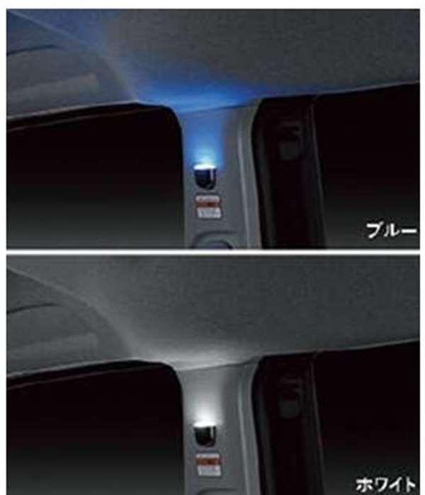 『トール』 純正 M900S M910S センターピラーイルミネーション(2モードタイプ) パーツ ダイハツ純正部品 照明 ライト オプション アクセサリー 用品