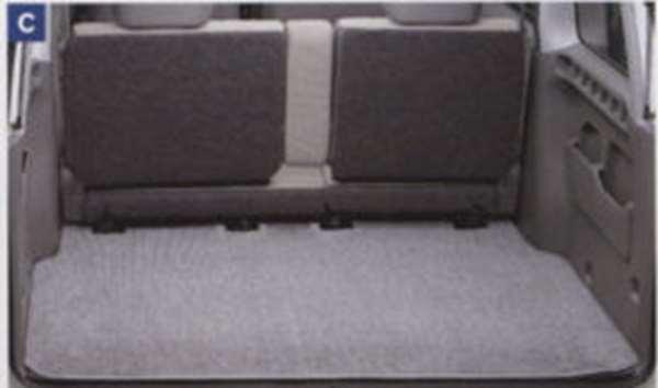 『クリッパーリオ』 純正 U71W U72W ラゲッジマット パーツ 日産純正部品 CLIPPER オプション アクセサリー 用品