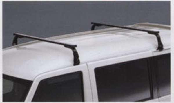 『クリッパーリオ』 純正 U71W U72W ベースキャリア LMK31 パーツ 日産純正部品 キャリアベース ルーフキャリア CLIPPER オプション アクセサリー 用品