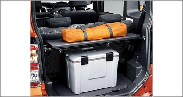 『ピクシスメガ』 純正 GBVZ GBMF GBDF ラゲージボード(テーブル用脚なし) パーツ トヨタ純正部品 pixis オプション アクセサリー 用品