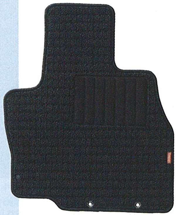 『グランディス』 純正 NA4 フロアマット(第1列、第2列、第3列のセット)(レギュラー・ダークブルー) パーツ 三菱純正部品 フロアカーペット カーマット カーペットマット GRANDIS オプション アクセサリー 用品