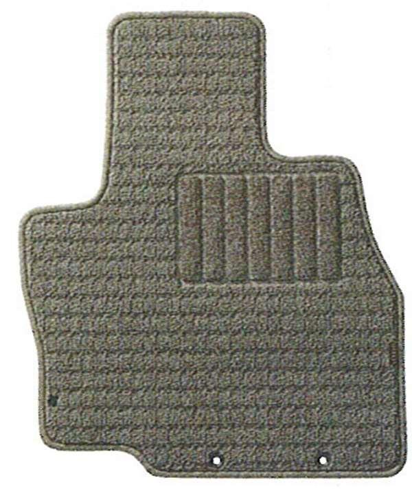 『グランディス』 純正 NA4 フロアマット(第1列、第2列、第3列のセット)(レギュラー・ベージュ) パーツ 三菱純正部品 フロアカーペット カーマット カーペットマット GRANDIS オプション アクセサリー 用品