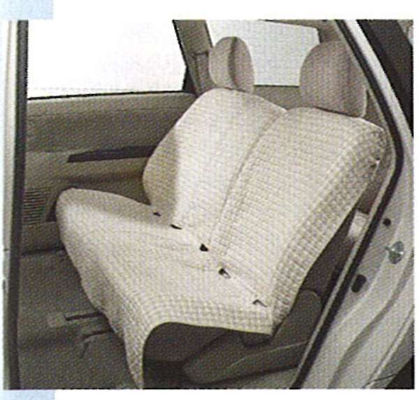 『グランディス』 純正 NA4 チャイルドクッションカバー パーツ 三菱純正部品 GRANDIS オプション アクセサリー 用品