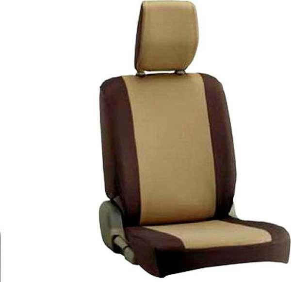 『タウンボックス』 純正 DS64W シートカバー(ブラウン、ベージュ) パーツ 三菱純正部品 座席カバー 汚れ シート保護 TOWNBOX オプション アクセサリー 用品