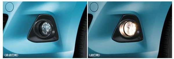 『デイズ』 純正 B21W フォグランプ パーツ 日産純正部品 DAYZ オプション アクセサリー 用品