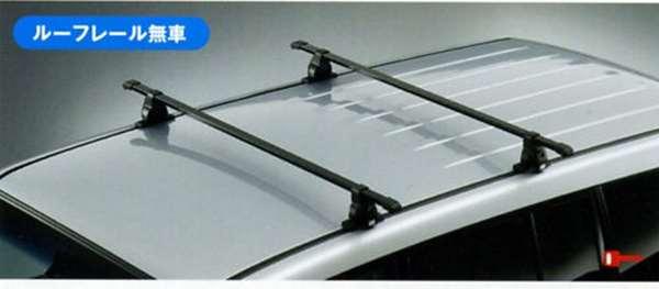 『パジェロ』 純正 V98W V97W V93W V88W ベースキャリア(ルーフレール無車) MITSUBISHI MOTORS Original パーツ 三菱純正部品 キャリアベース ルーフキャリア PAJERO オプション アクセサリー 用品