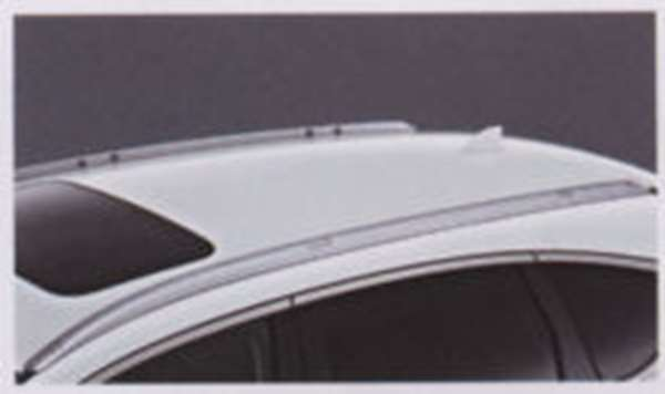『CR-V』 純正 RM1 RM4 キャリアシステム ルーフレール パーツ ホンダ純正部品 車載 キャリア取付用ベースキャリア キャリアベース ルーフキャリア オプション アクセサリー 用品