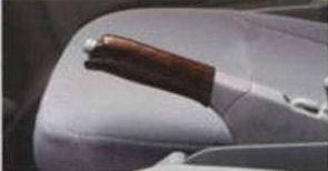 エルフ ウッドサイドブレーキカバー イスズ純正部品 エルフ パーツ nhr85 nhs85 njr85 nkr85 パーツ 純正 イスズ いすゞ イスズ純正 いすゞ 部品 オプション ウッド 木目 カバー