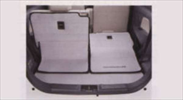 『ワゴンR』 純正 MH34S ラゲッジマット(ウエットスーツ生地) パーツ スズキ純正部品 ラゲージマット 荷室マット 滑り止め wagonr オプション アクセサリー 用品