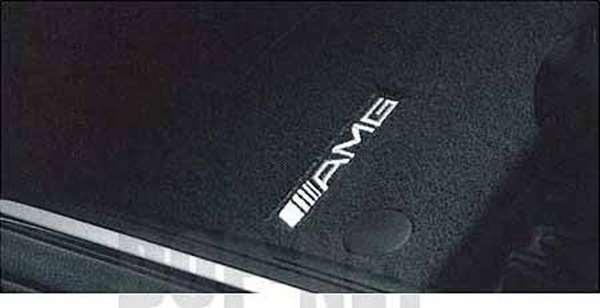 Mクラス AMGフロアマット ベンツ純正部品 Mクラス パーツ w164 パーツ 純正 ベンツ ベンツ純正 ベンツ 部品 オプション マット