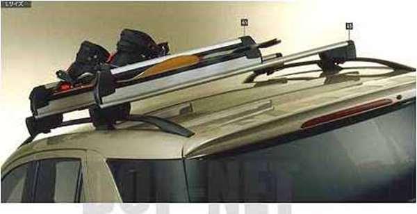 Mクラス スキー&スノーボードホルダーのMサイズ ベンツ純正部品 Mクラス パーツ w164 パーツ 純正 ベンツ ベンツ純正 ベンツ 部品 オプション