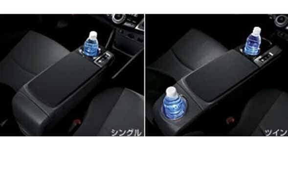 『プリウスα』 純正 ZVW41 ZVW40 カップホルダーイルミネーション シングル パーツ トヨタ純正部品 prius オプション アクセサリー 用品