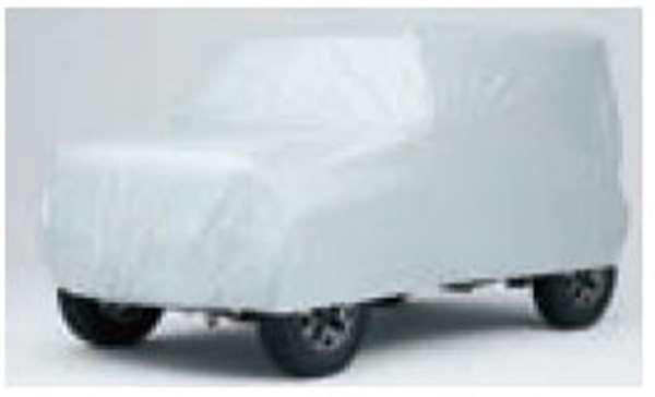 『ジムニーシエラ』 純正 JB74W ボディカバー パーツ スズキ純正部品 オプション アクセサリー 用品