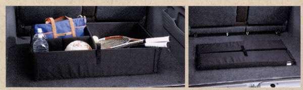 『ミニキャブ』 純正 U61V U62V U67V U61T ラゲッジパーティションボックス パーツ 三菱純正部品 MINICAB オプション アクセサリー 用品