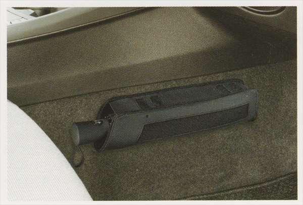 1 パーツ アンブレラ(ケース付)車載搭載セット BMW純正部品 1A16 1B30 オプション アクセサリー 用品 純正