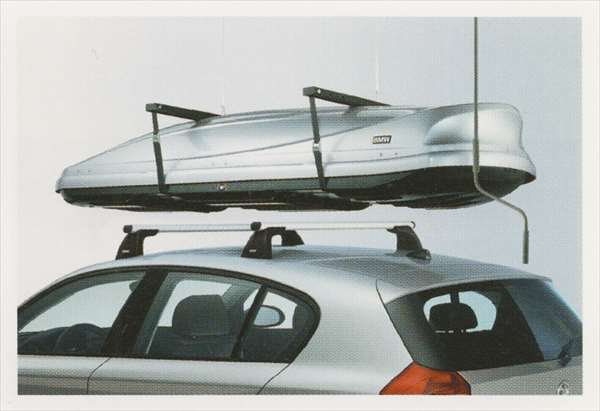 """1 パーツ ユニバーサル・リフトのアダプター""""ルーフ・ボックス""""用 ※本体は別売です BMW純正部品 1A16 1B30 オプション アクセサリー 用品 純正"""
