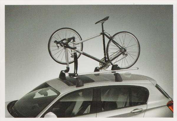 1 パーツ レーシング・サイクル・ホルダー用フロント・ホイール・ホルダー ※本体は別売です BMW純正部品 1A16 1B30 オプション アクセサリー 用品 純正