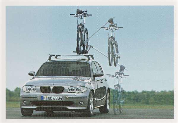 1 パーツ バイシクル・リフト(1台用) BMW純正部品 1A16 1B30 オプション アクセサリー 用品 純正