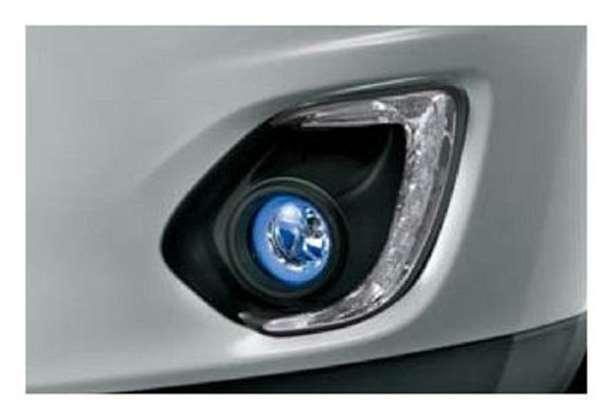『RVR』 純正 GA4W イルミネーション付フォグランプ パーツ 三菱純正部品 フォグライト 補助灯 霧灯 オプション アクセサリー 用品