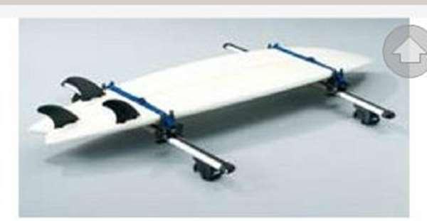 『RVR』 純正 GA4W THULE サーフボードアタッチメント パーツ 三菱純正部品 キャリア別売り オプション アクセサリー 用品