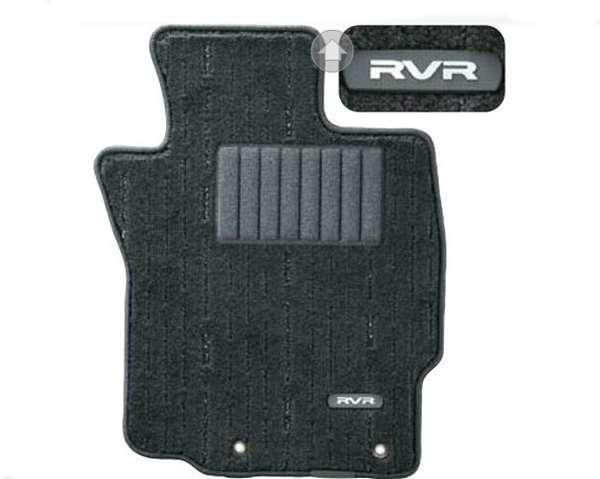 『RVR』 純正 GA4W フロアマット(ラグジュアリー) パーツ 三菱純正部品 フロアカーペット カーマット カーペットマット オプション アクセサリー 用品
