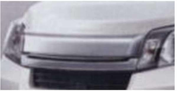 『ムーヴ』 純正 LA100S フードガーニッシュ(標準ムーヴ用) パーツ ダイハツ純正部品 エアロパーツ パネル カスタム move オプション アクセサリー 用品