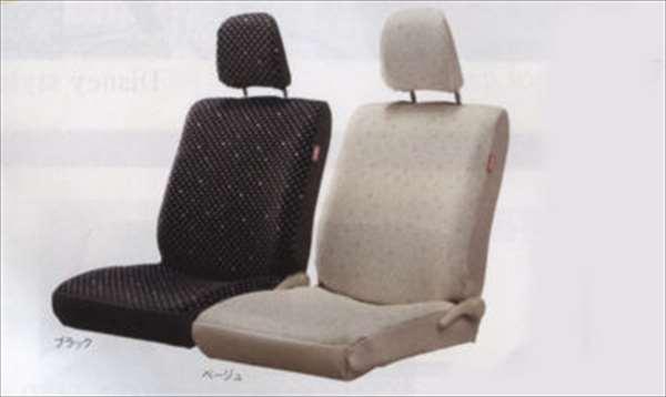 『ムーヴ』 純正 LA100S シートカバー(ドット・フルカバータイプ) パーツ ダイハツ純正部品 座席カバー 汚れ シート保護 move オプション アクセサリー 用品