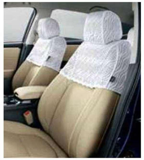 『クラリティ PHEV』 純正 ZC5 シートカバー(ハーフタイプ) パーツ ホンダ純正部品 座席カバー 汚れ シート保護 オプション アクセサリー 用品