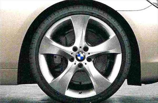 6 COUPE パーツ スタースポーク・スタイリング311 ホイール単体9J×20(リヤ) BMW純正部品 LW30C YM44C オプション アクセサリー 用品 純正 送料無料