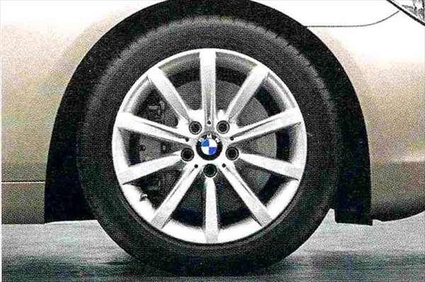 6 COUPE パーツ スタースポーク・スタイリング365 ホイール単体9J×18(リヤ) BMW純正部品 LW30C YM44C オプション アクセサリー 用品 純正 送料無料