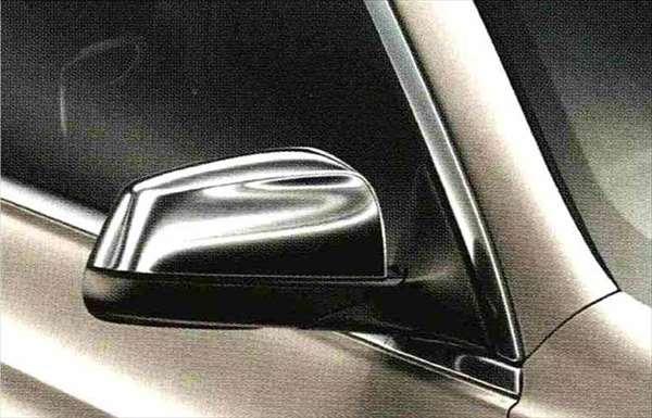 6 COUPE パーツ ミラー・カバー・クローム BMW純正部品 LW30C YM44C オプション アクセサリー 用品 純正 ミラー