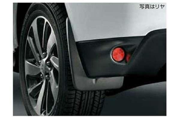 『RVR』 純正 GA4W マッドガード(フロント/リヤセット) パーツ 三菱純正部品 オプション アクセサリー 用品