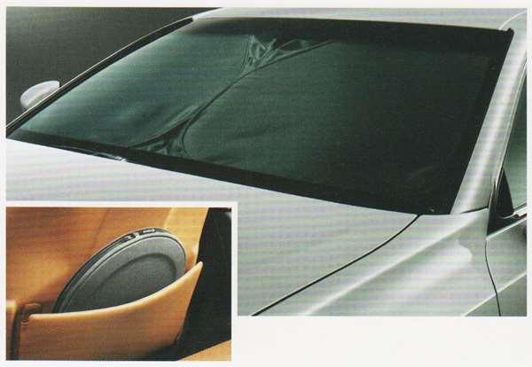 GS パーツ フロントシェード レクサス純正部品 BEXQB BETQH オプション アクセサリー 用品 純正