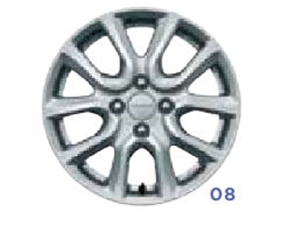 『N-WGN』 純正 JH3 JH4 15インチアルミホイール ブレードシルバー塗装 ME-11 1本より パーツ ホンダ純正部品 安心の純正品 オプション アクセサリー 用品