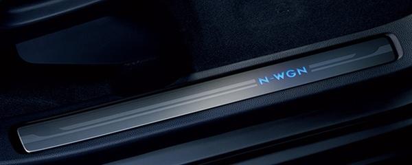 『N-WGN』 純正 JH3 JH4 サイドステップガーニッシュ パーツ ホンダ純正部品 オプション アクセサリー 用品