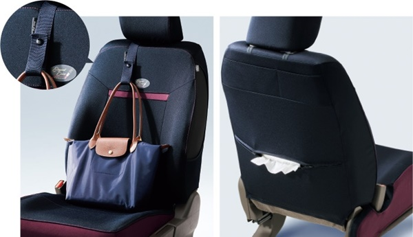 『N-WGN』 純正 JH3 JH4 シートカバー(ファブリック) パーツ ホンダ純正部品 座席カバー 汚れ シート保護 オプション アクセサリー 用品