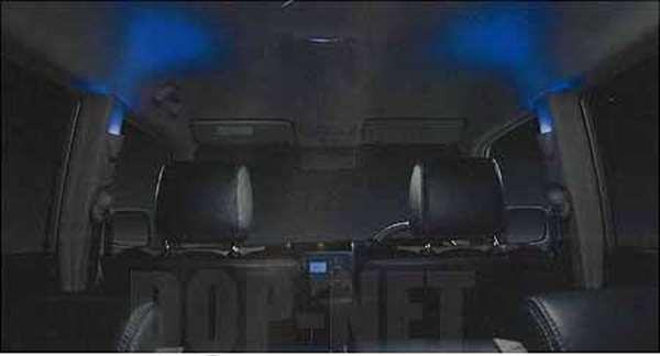 『ゼスト』 純正 JE1 JE2 ピラーイルミネーション パーツ ホンダ純正部品 zest オプション アクセサリー 用品