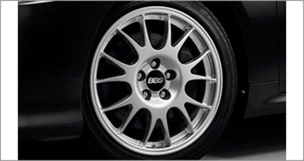 『クラウンアスリート』 純正 GRS200 アルミホイール(BBS) FR・RR共通 1本からの販売 パーツ トヨタ純正部品 crown オプション アクセサリー 用品