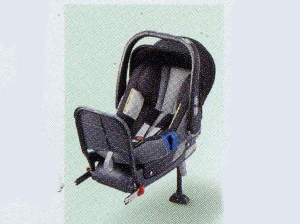 【ヴェゼル】純正 RU3 ISO FIXチャイルドシート Honda Baby ISOFIX パーツ ホンダ純正部品 vezel オプション アクセサリー 用品