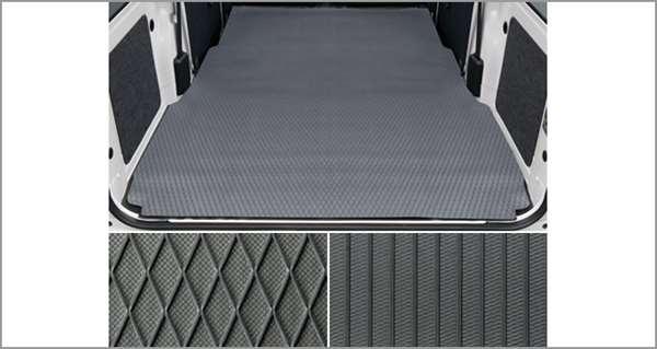 『ピクシス バン』 純正 S321M S331M デッキマット(リバーシブル) パーツ トヨタ純正部品 荷台マット 保護マット オプション アクセサリー 用品