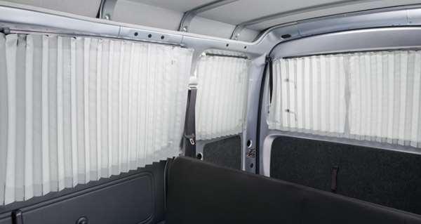 『ピクシス バン』 純正 S321M S331M カーテン(遮光タイプ) パーツ トヨタ純正部品 オプション アクセサリー 用品