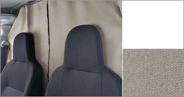 『ピクシス バン』 純正 S321M S331M ルームセパレーターカーテン(遮光タイプ・フロント) パーツ トヨタ純正部品 室内カーテン 目隠し 日除け オプション アクセサリー 用品
