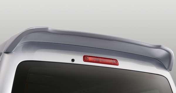 『ピクシス バン』 純正 S321M S331M ルーフエンドスポイラー パーツ トヨタ純正部品 オプション アクセサリー 用品
