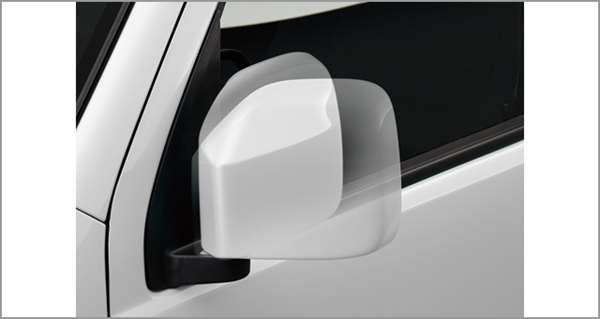 『ピクシス バン』 純正 S321M S331M オートリトラクタブルミラー パーツ トヨタ純正部品 オプション アクセサリー 用品