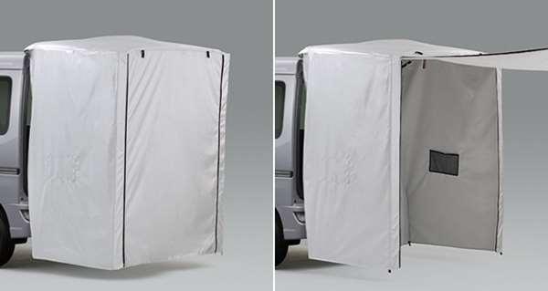 『ピクシス バン』 純正 S321M S331M プライベートカーテン パーツ トヨタ純正部品 オプション アクセサリー 用品