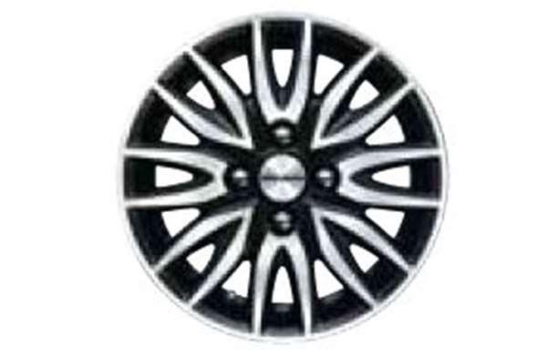 『N-WGN』 純正 JH1 JH2 14インチアルミホイール MG-009(ダイヤモンドカット) ※1本につき パーツ ホンダ純正部品 安心の純正品 オプション アクセサリー 用品