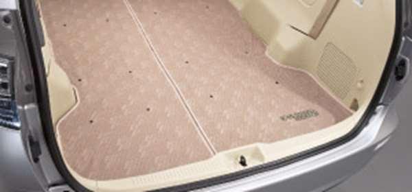 『エスティマハイブリッド』 純正 AHR20 ロングラゲージマット パーツ トヨタ純正部品 ラゲッジマット トランクマット 滑り止め estima オプション アクセサリー 用品